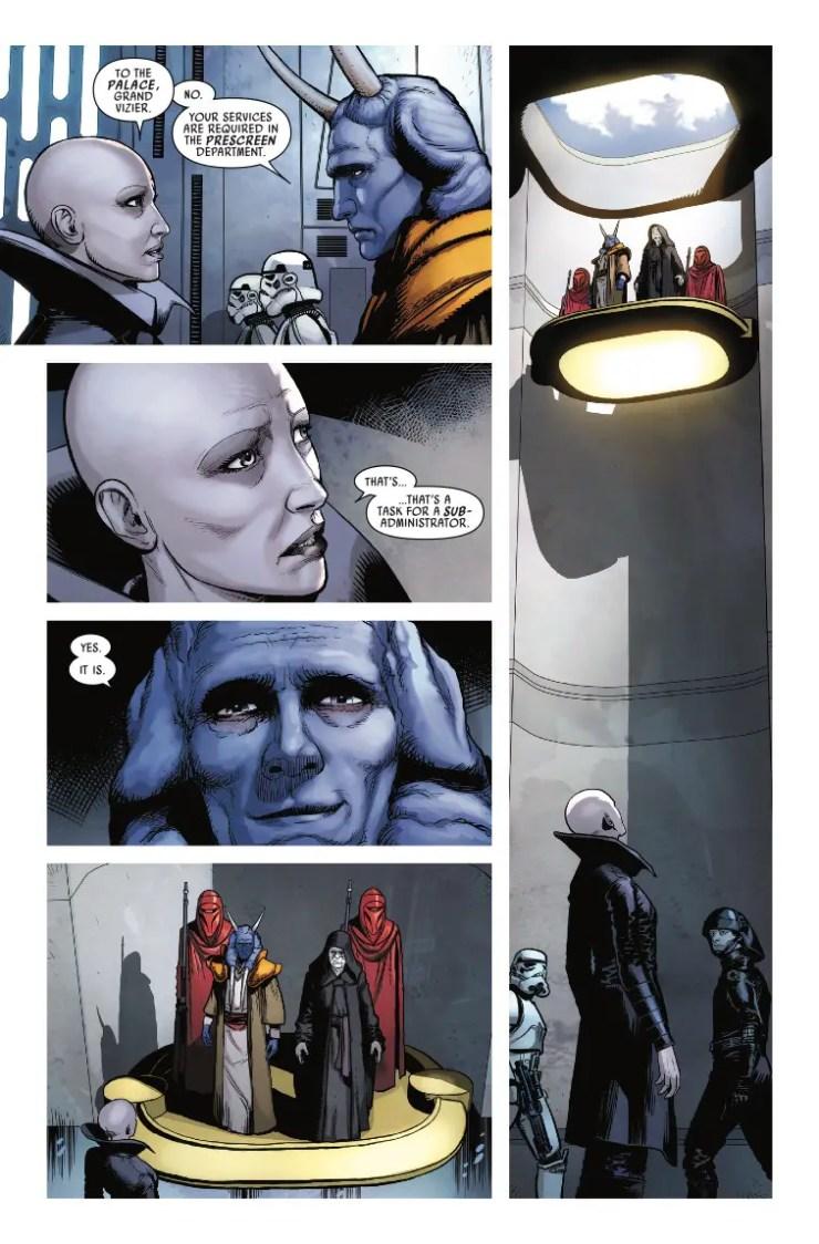 Marvel Preview: Star Wars: Darth Vader #14
