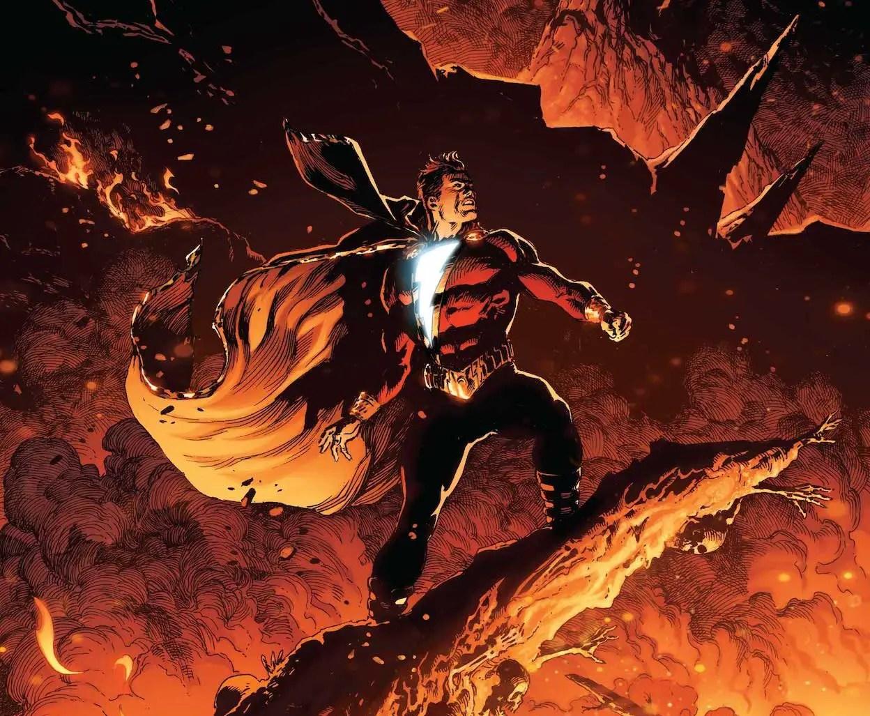 DC Preview: Shazam! #1