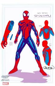 Marvel reveals art and new details for 'Amazing Spider-Man' Beyond era