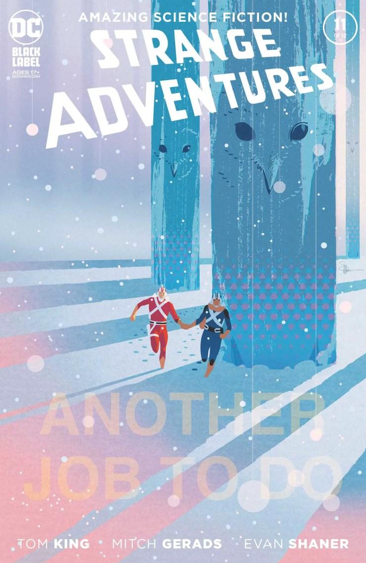 DC Preview: Strange Adventures #11