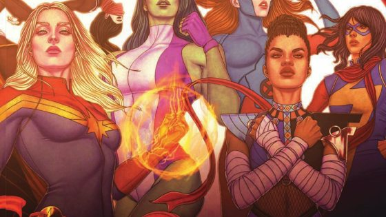 Marvel and Gallery Books partner for Marvel non-fiction titles in 2022
