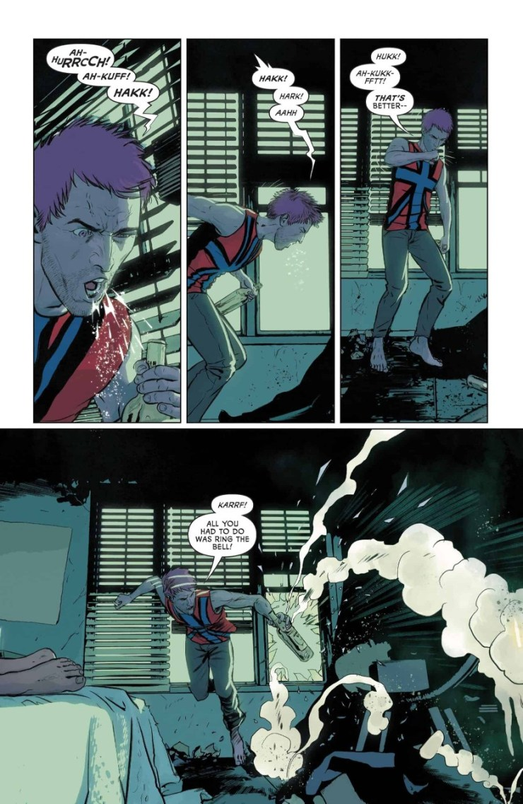 Superman and the Authority # 1