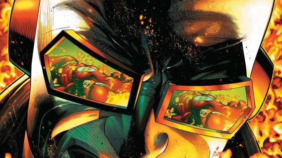 DC Preview: The Flash #722