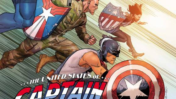 Marvel releases Leinil Francis Yu cover featuring every Local Captain America