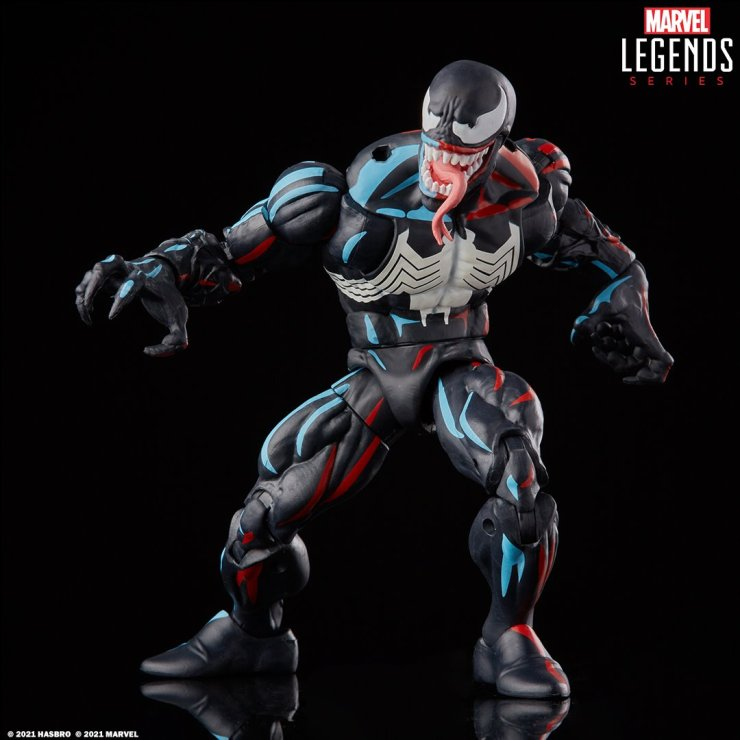 Hasbro PulseCon: Exclusive Marvel Legends Venom figure revealed