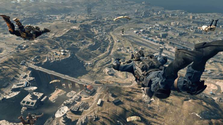 Call of Duty: Warzone shows how to fail with Battle Royale
