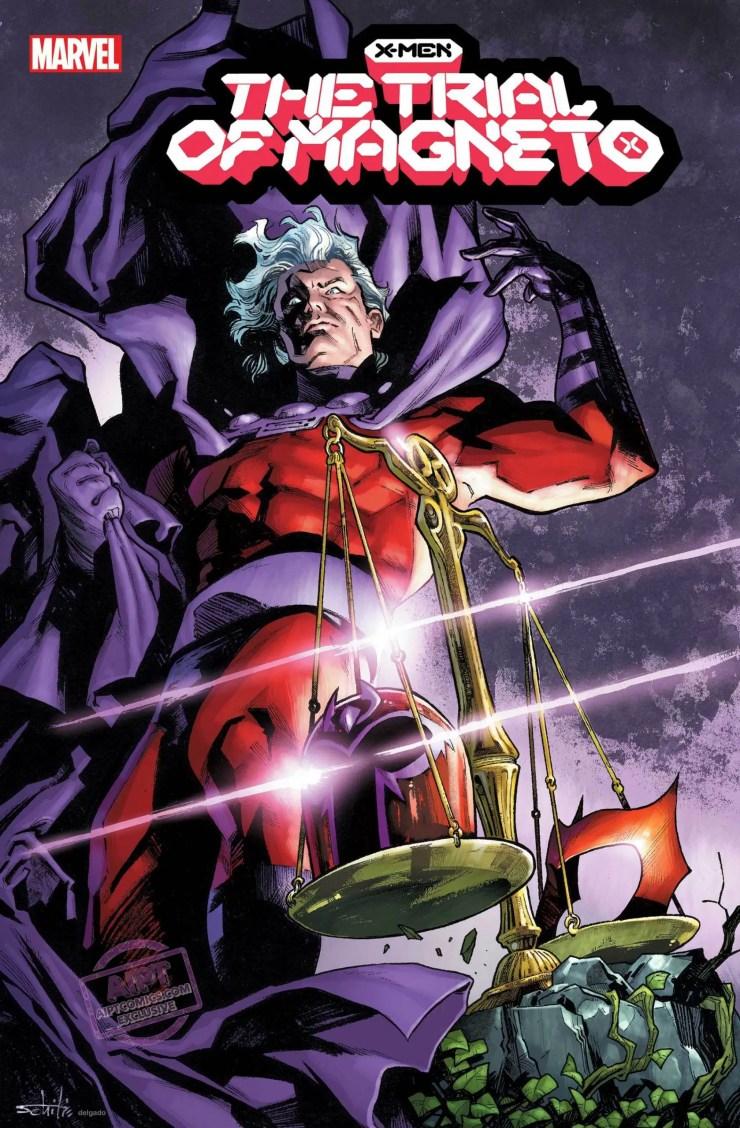 X-Men Monday #115 - Valerio Schiti Talks Art, Inspirations, 'Inferno' and More