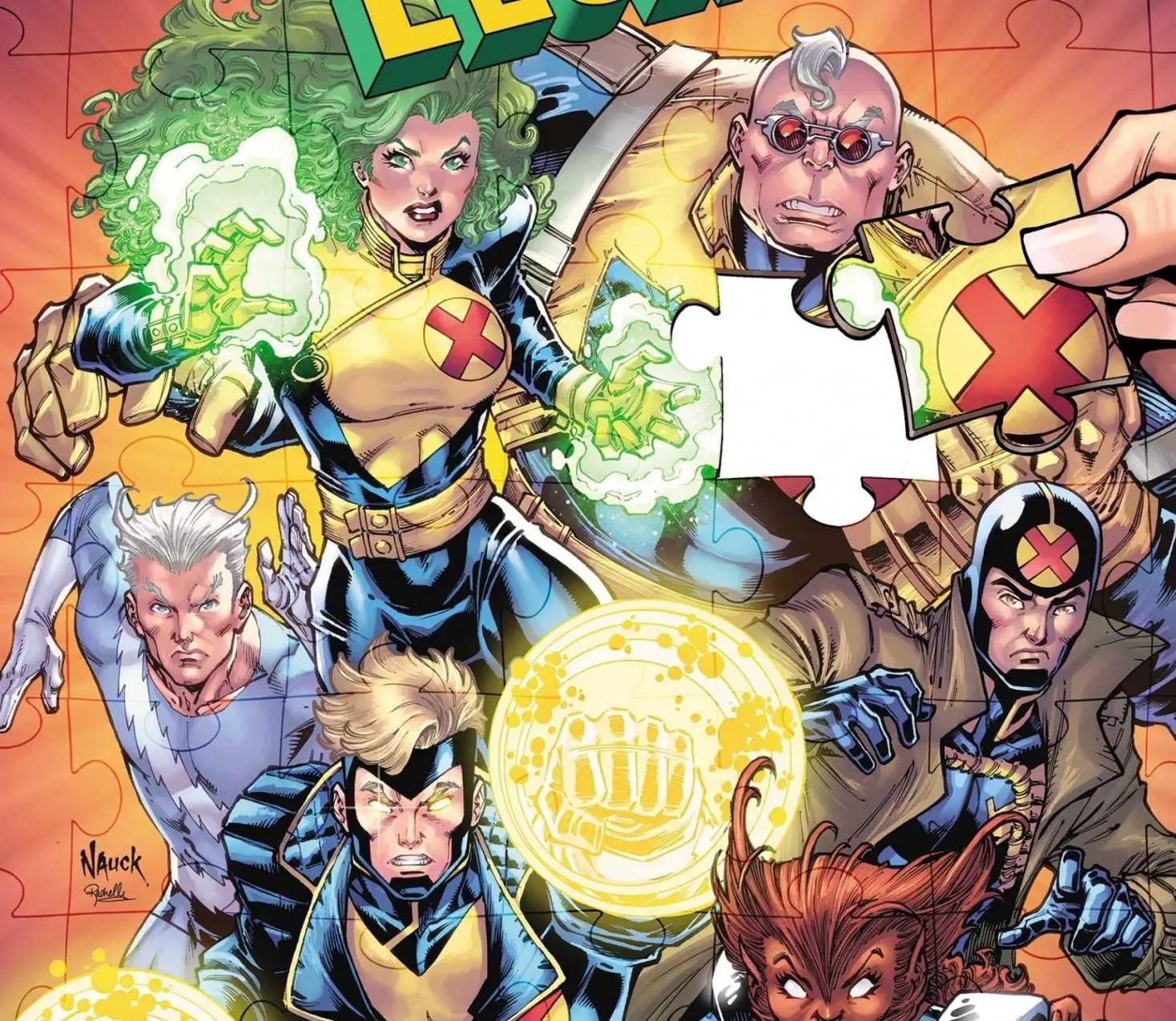 X-Men Legends #5