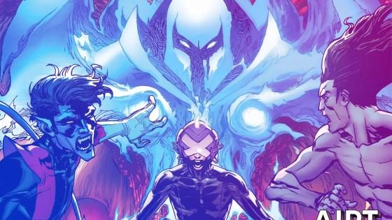 X-Men Monday Call for Questions: Simon Spurrier
