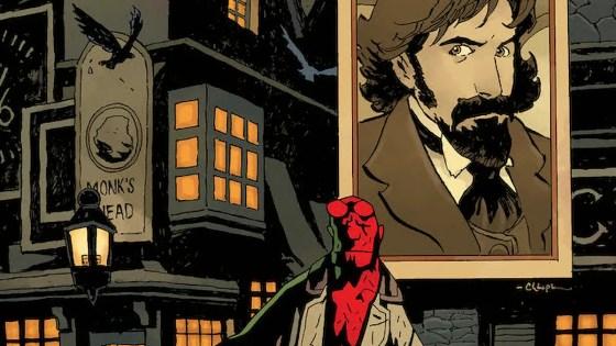 Dark Horse announces 'Hellboy: The Silver Lantern Club'