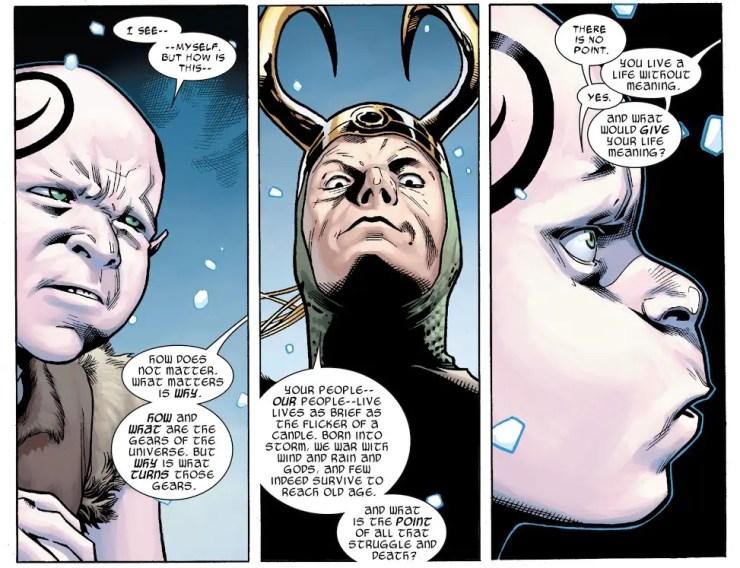 3 reasons why 'Loki: Mistress of Mischief' reveals Loki is a powerful villain