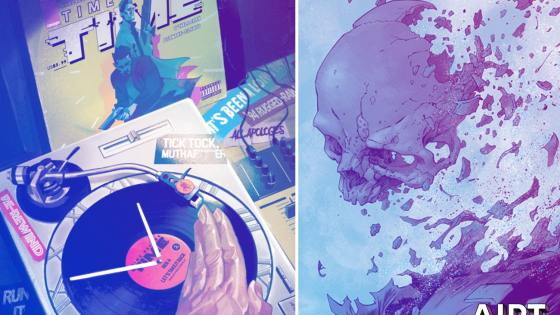 Image Comics series 'Time Before Time' #6 gets three gorgeous covers