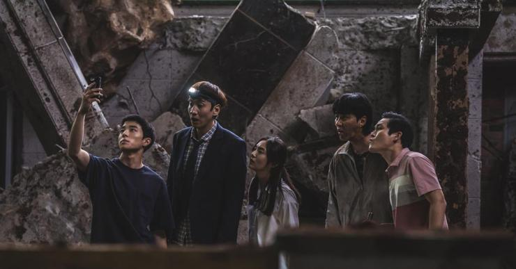 [NYAFF '21] 'Sinkhole' review: South Korean disaster-comedy resonates with audiences