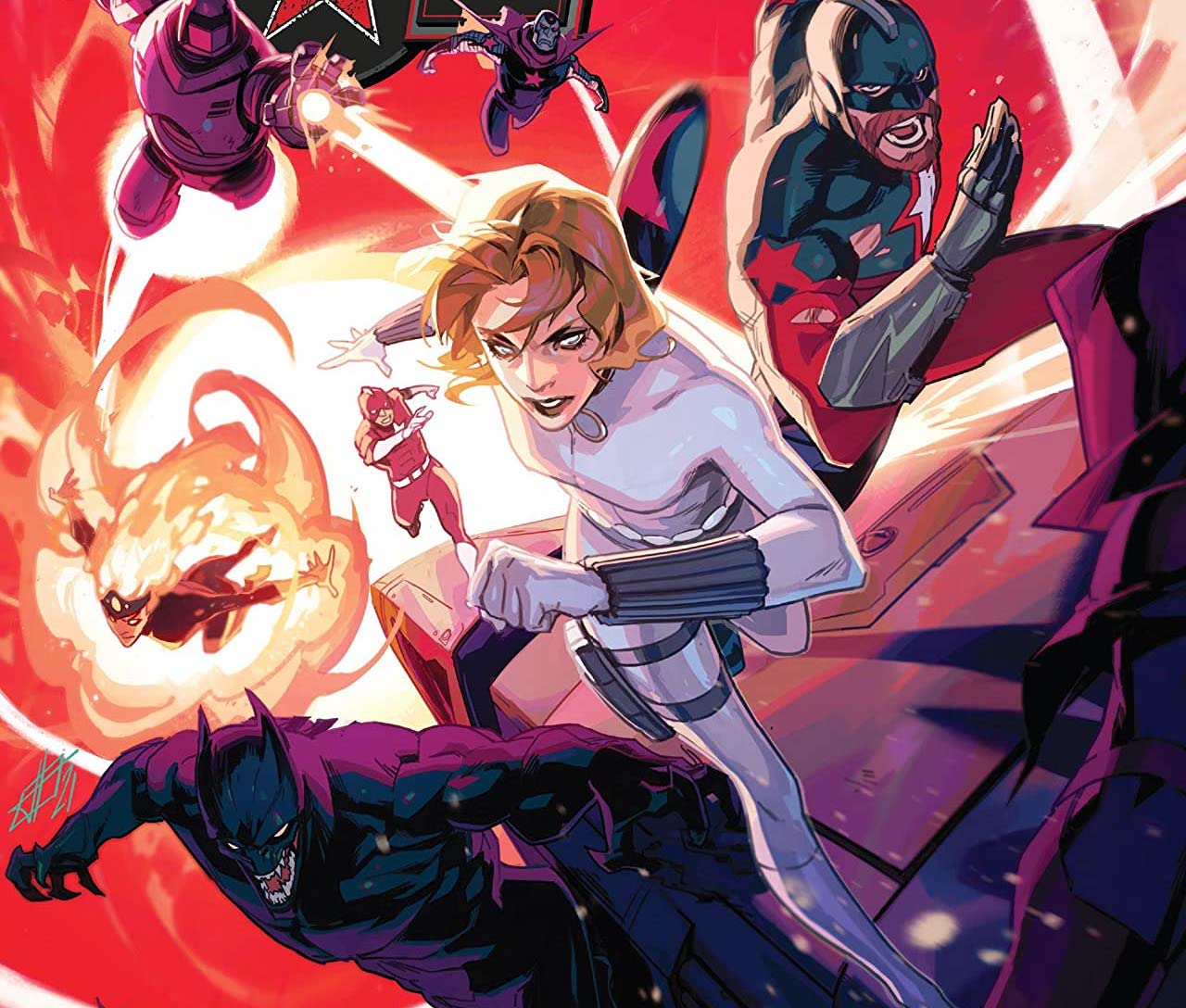 'Winter Guard' #1 offers up a great super spy vs. super power story