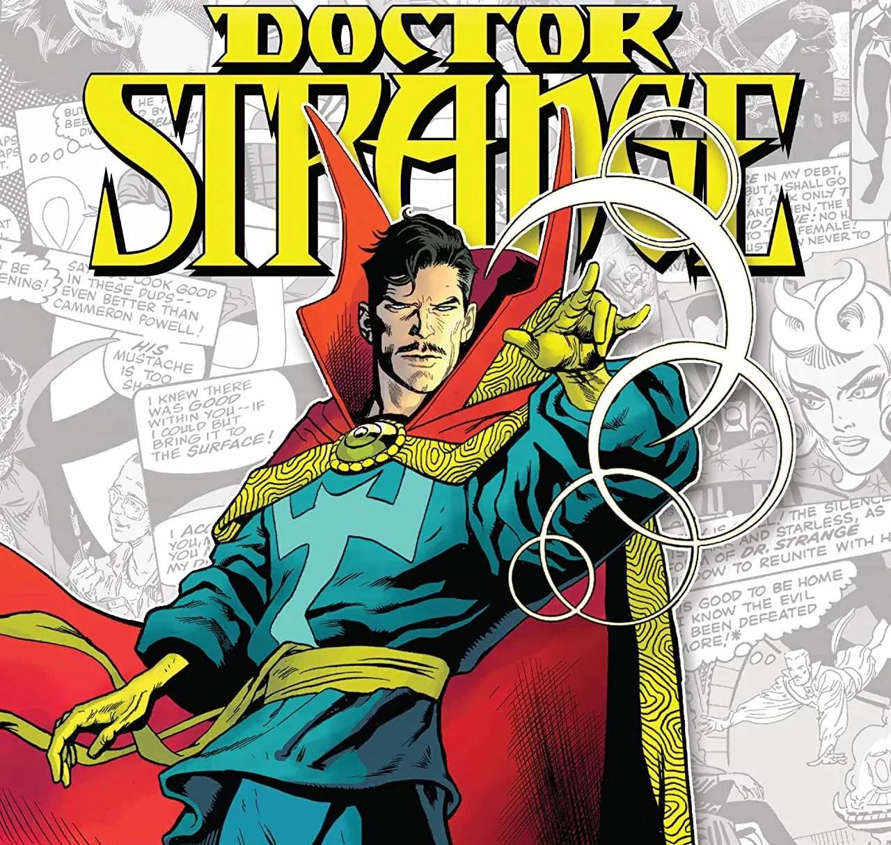 'Marvel-Verse: Doctor Strange' shows off the many facets of the Sorcerer Supreme