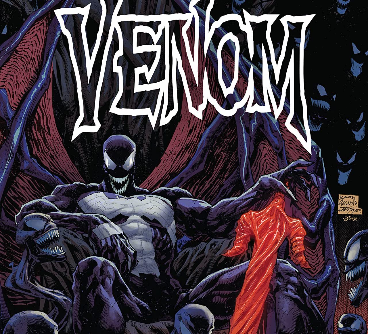 'Venom by Donny Cates Vol. 6: King in Black' is a fitting end to an era
