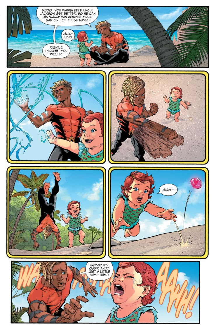 DC Preview Aquaman 80th Anniversary Super Spectaular #1