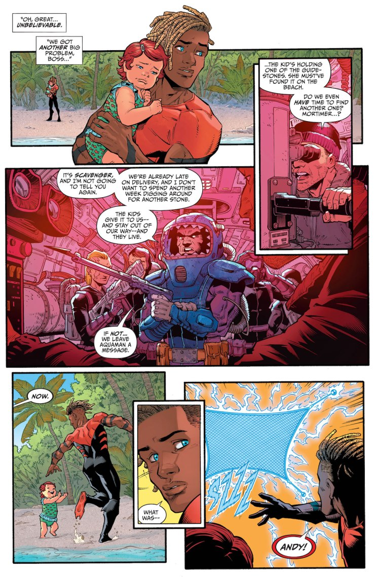 DC Preview Aquaman 80th Anniversary Super Spectacular #1