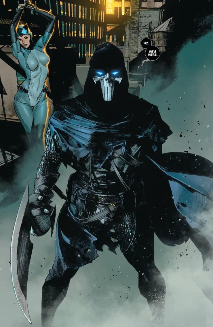 DC Preview: Batman/Catwoman #6