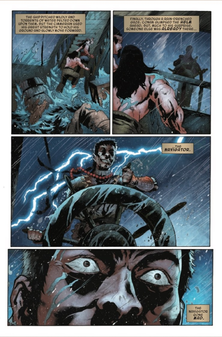 Marvel Preview: Conan the Barbarian #24