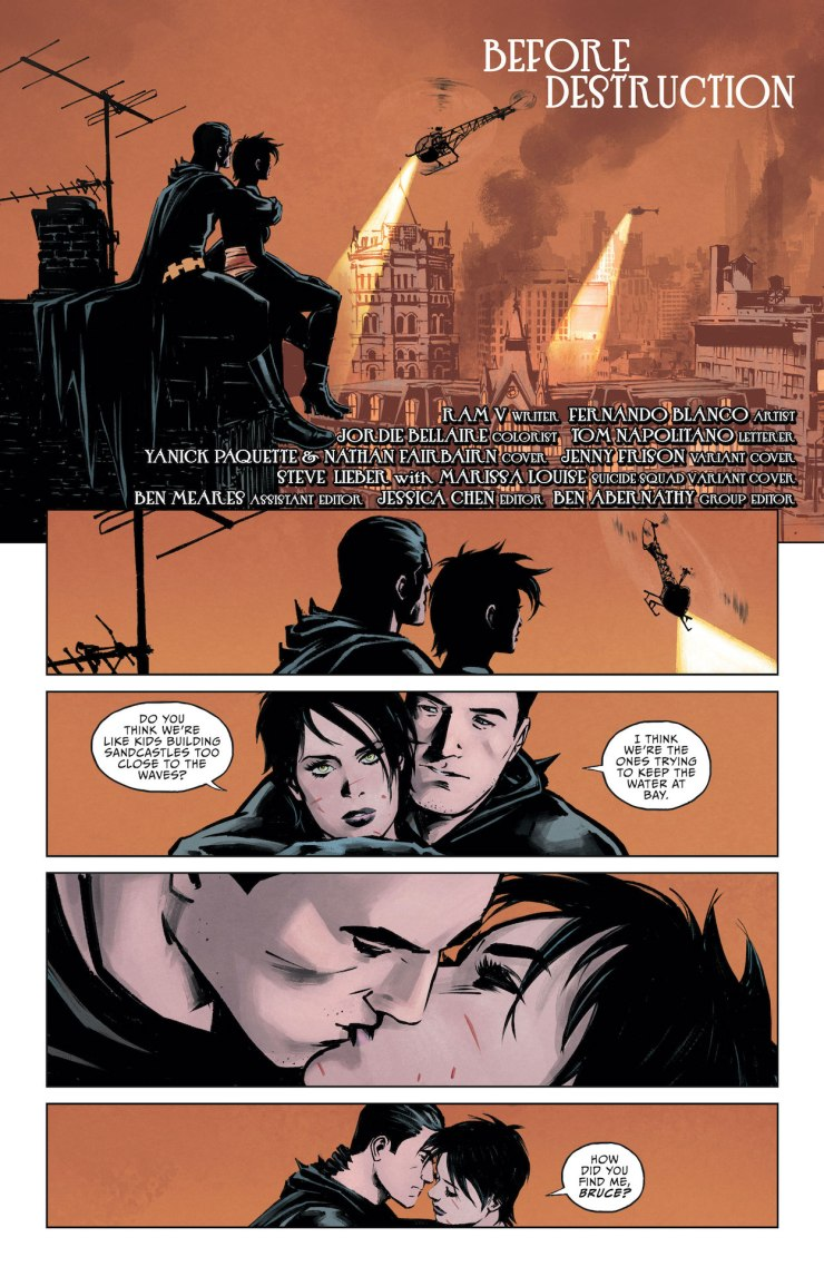 DC Preview: Catwoman #34