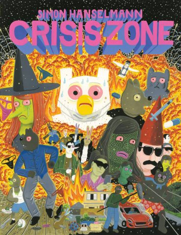 Simon Hanselmann welcomes you to the 'Crisis Zone'