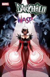 Marvel Comics adds Wasp and Black Bolt one-shots to 'Darkhold'