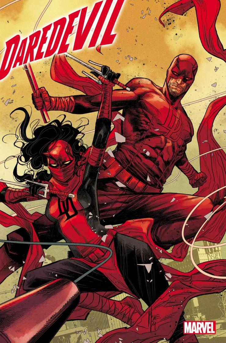 Marvel marks 'Daredevil' #36 the end