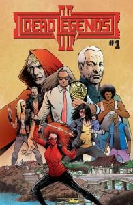 Dead Legends Vol. 2 #1 writer James Maddox