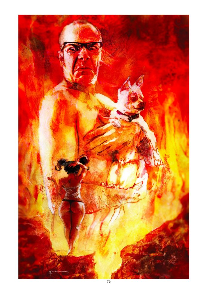Bob Fingerman invites you to 'Dotty's Inferno'