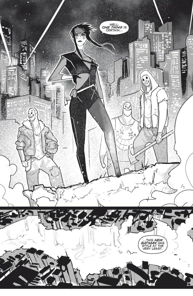 DC Preview: Future State #4: Gotham
