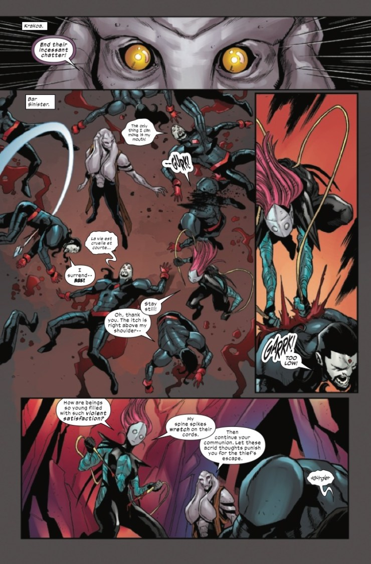 Marvel Preview: Hellions #15