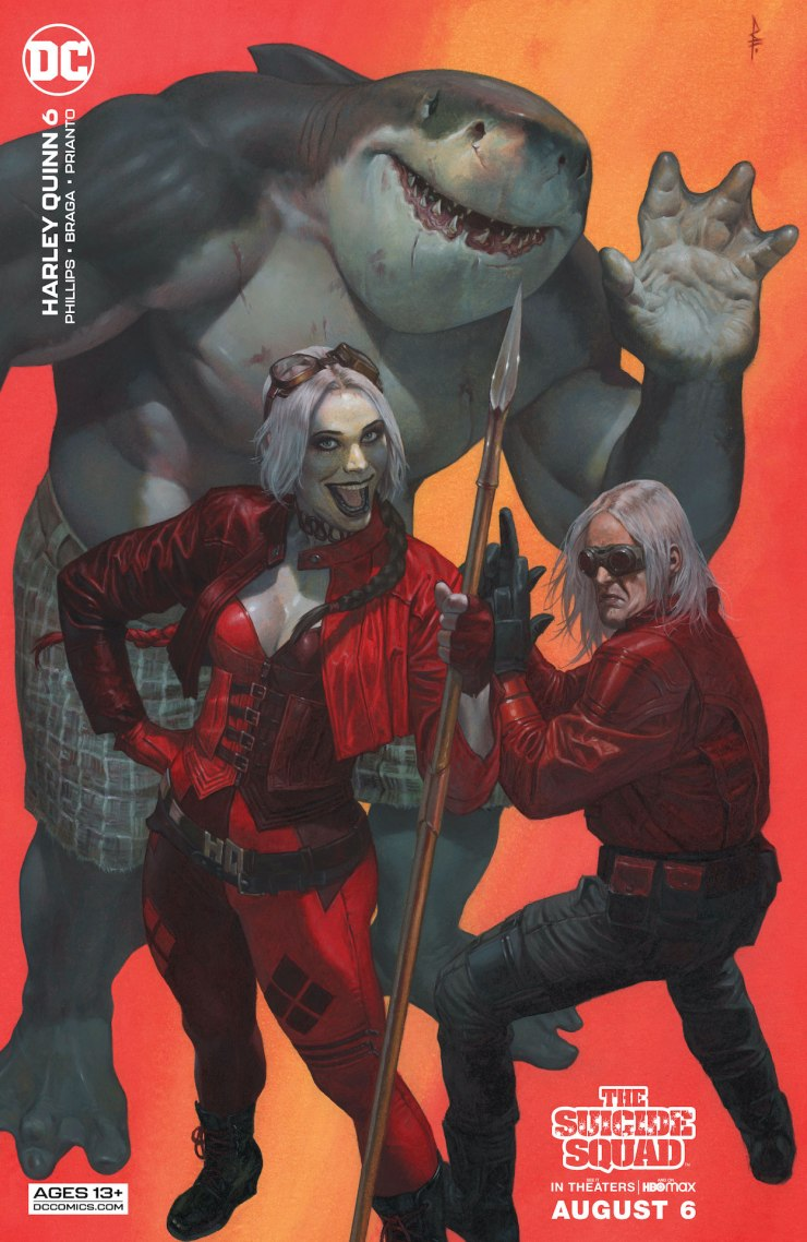 DC Preview: Harley Quinn #6