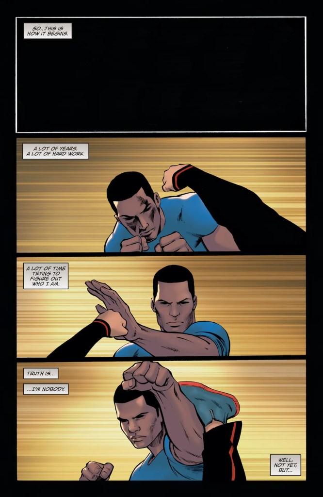 DC Preview: I Am Batman #0