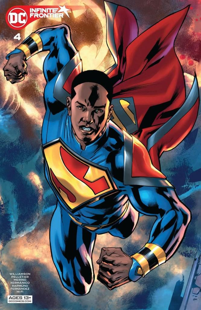 DC Preview: Infinite Frontier #4