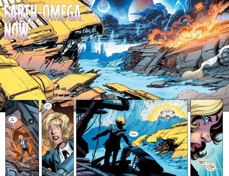 DC Preview: Infinite Frontier #5