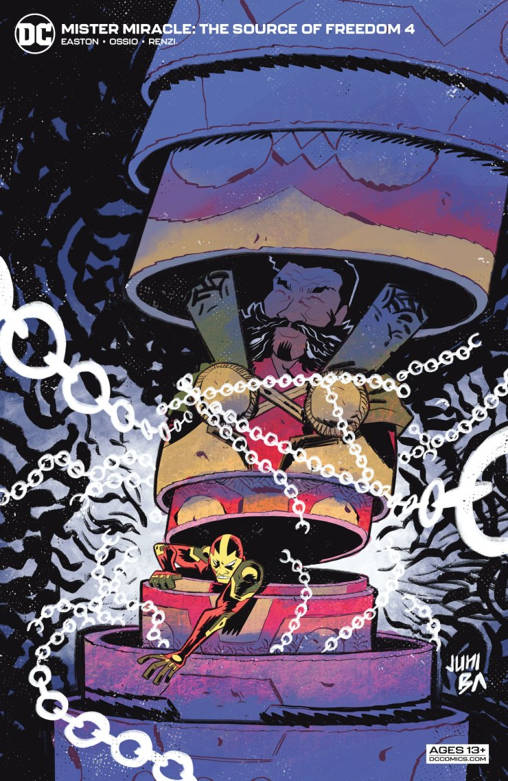 DC Preview: Mister Miracle #4: The Source of Freedom