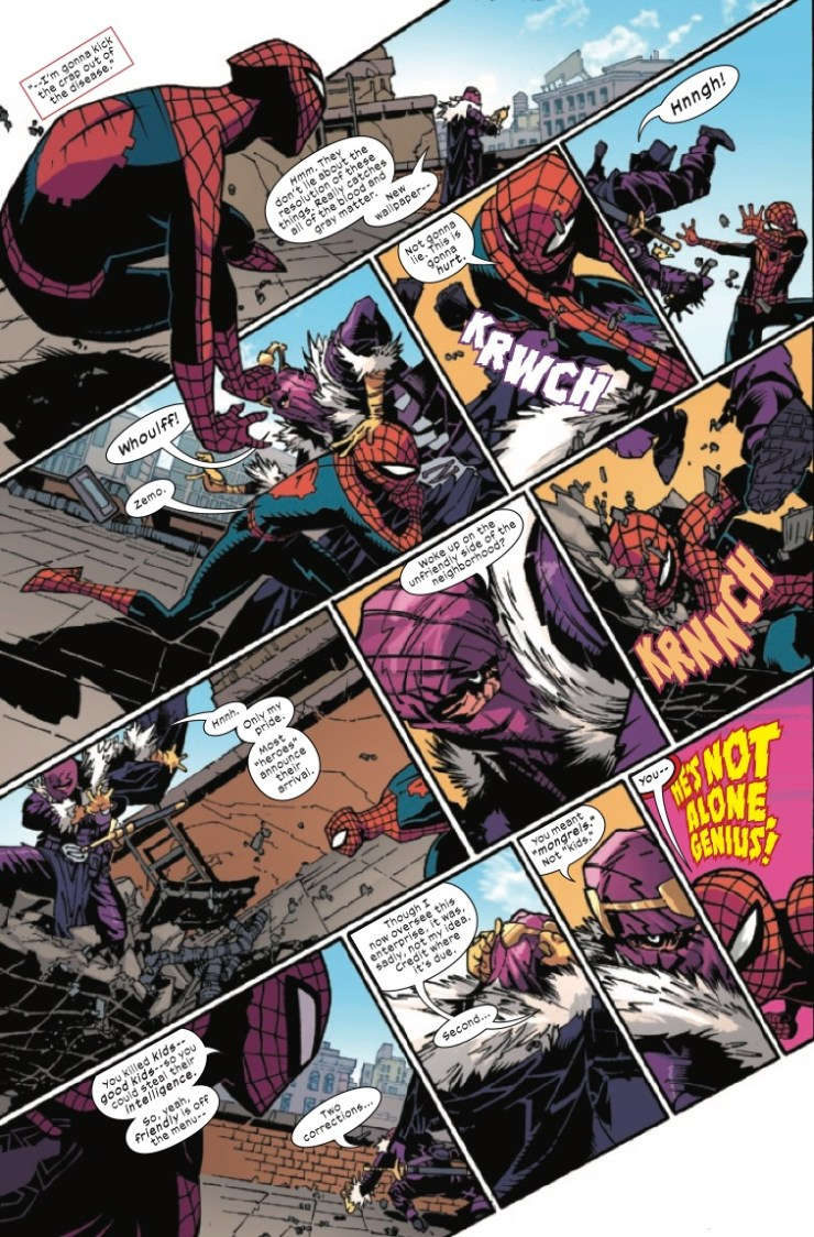 Marvel Preview: Non-Stop Spider-Man #4