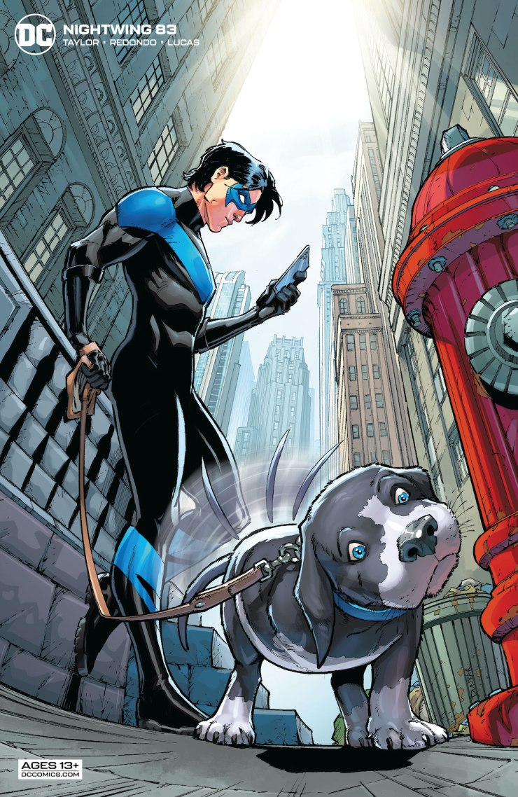 DC Preview: Nightwing #83