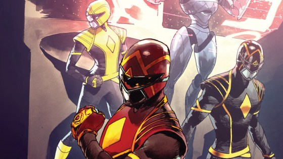 BOOM! Preview: Power Rangers #11