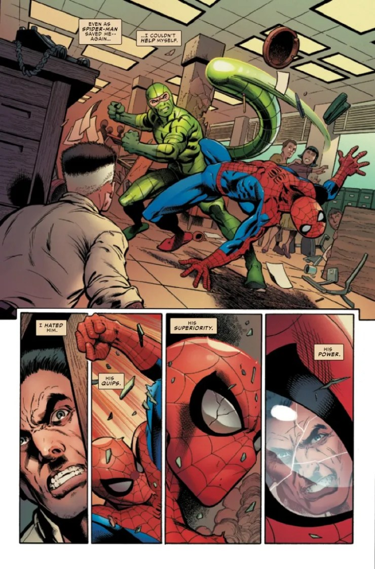Spider-Man: Life Story Annual #1