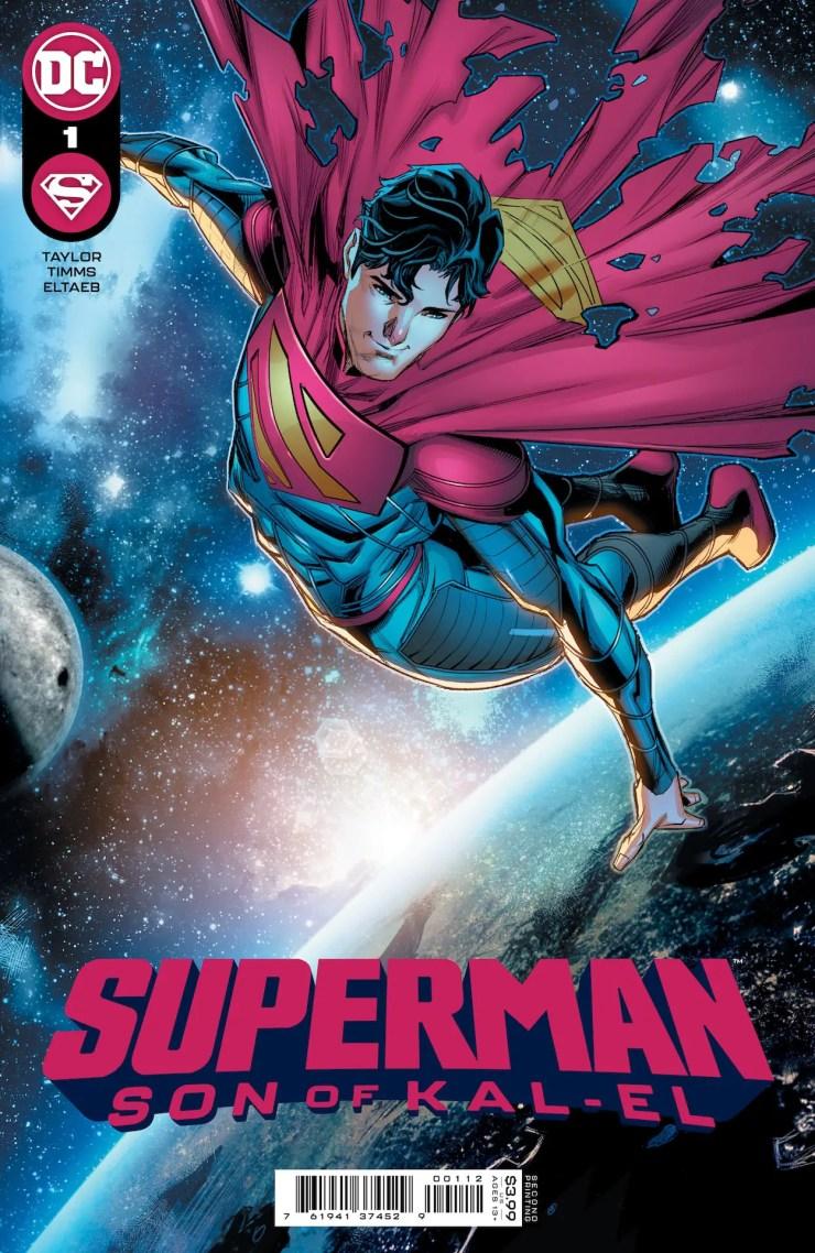 DC Comics reveals 'Superman: Son of Kal-El' #1 goes back to print