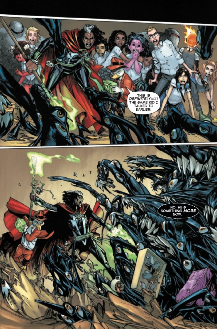 Marvel Preview: Strange Academy #12