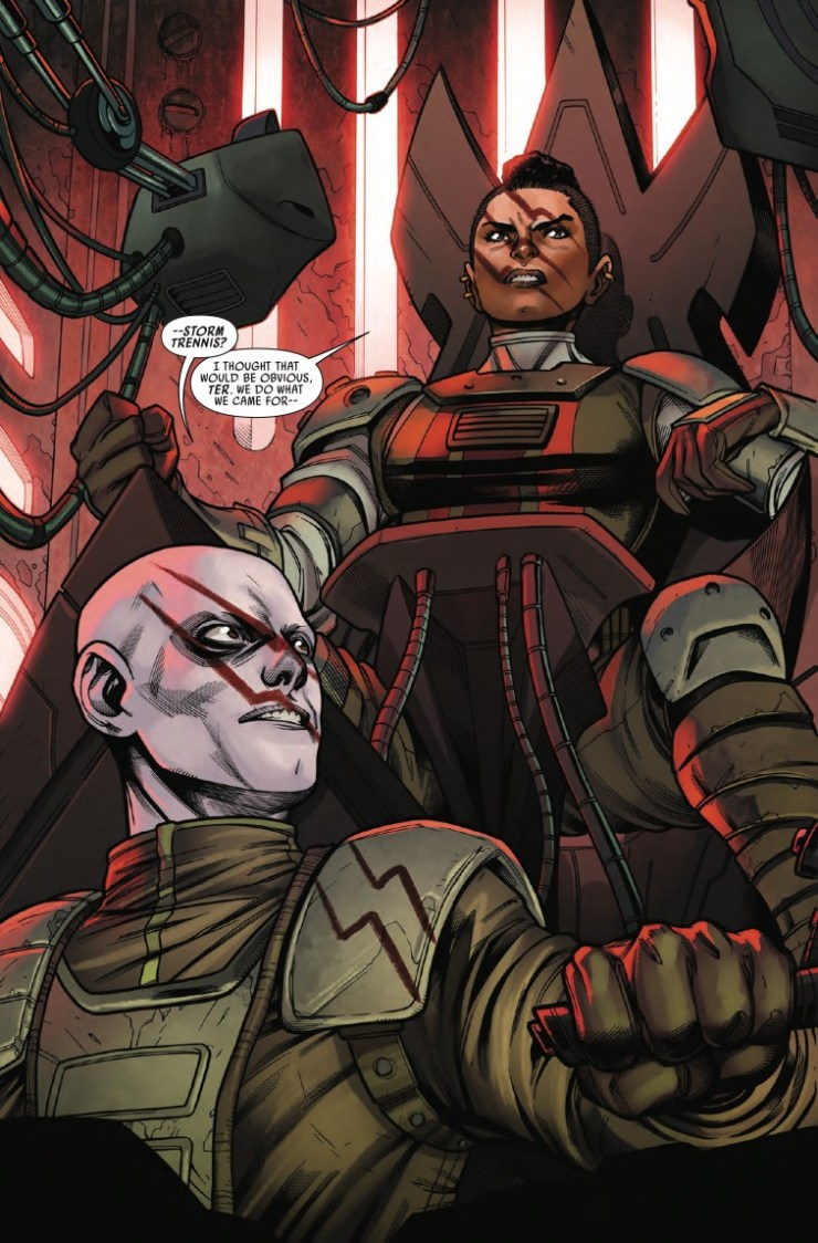 Marvel Preview: Star Wars: The High Republic #9