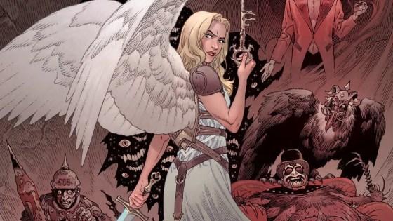 EXCLUSIVE DC/IDW Preview: Locke & Key/The Sandman Universe: Hell & Gone #2