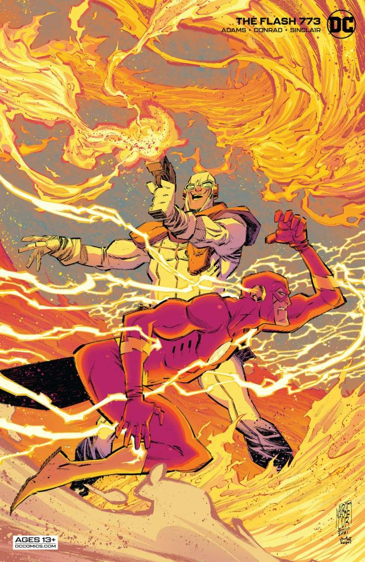 DC Preview: The Flash #773