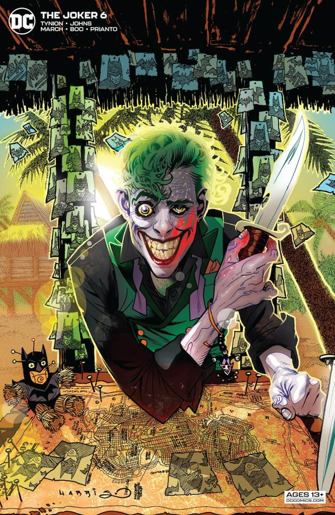 DC Preview: The Joker (2021-) #6
