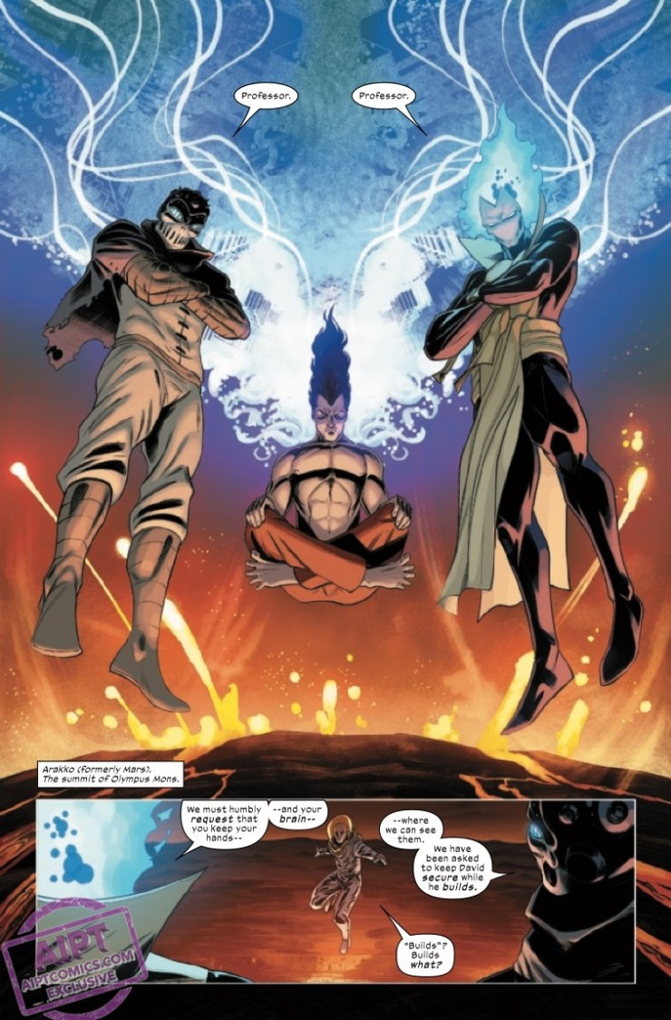 EXCLUSIVE Marvel Preview: Way of X #5