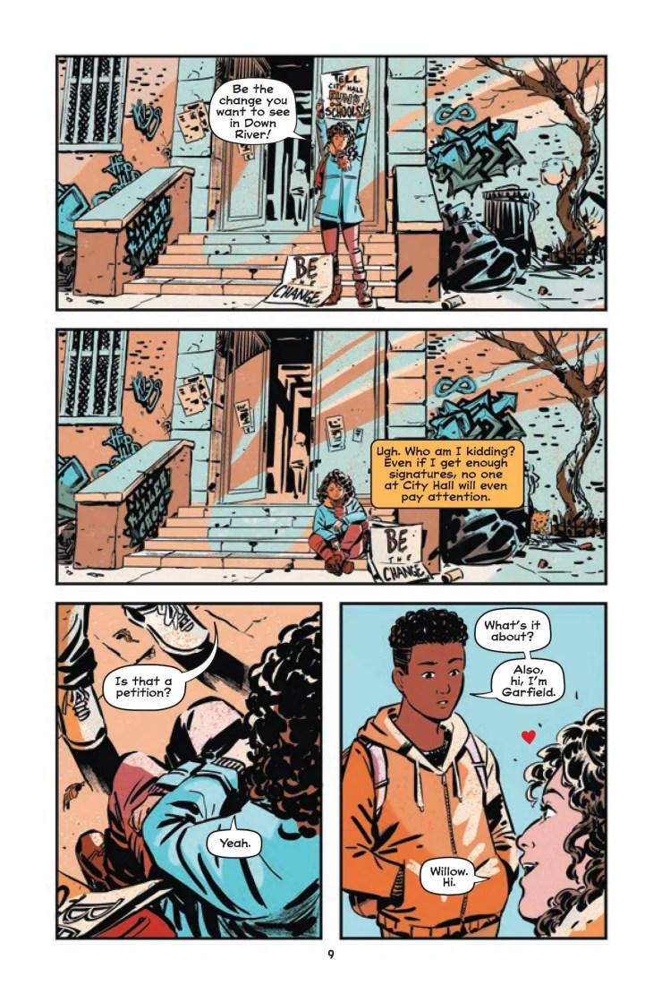 DC Comics reveals 'Whistle: A New Gotham City Hero' villains