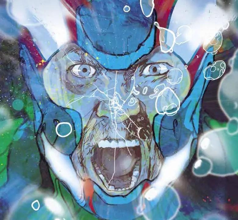 'X-O Manowar' #5 kicks off a bold new sci-fi threat